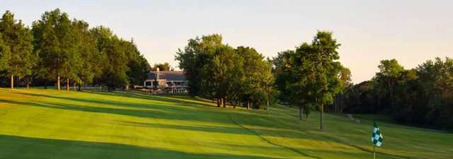 Putnam County GC: Clubhouse