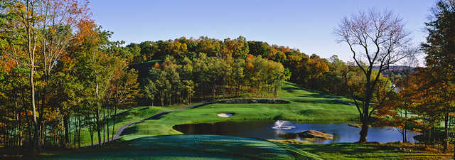 Centennial Golf Club - Lakes: #5