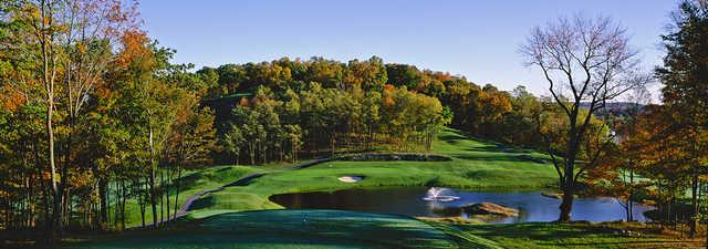 Centennial Golf Club - Lakes: #5