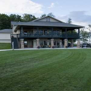 Mill Creek GC: clubhouse