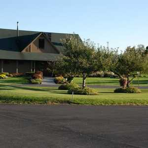 Orchard Creek GC: clubhouse