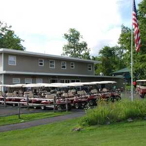 Thunderhart GC: clubhouse