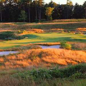 Links at Hiawatha Landing: #17