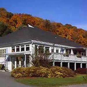 Catskill GC: Clubhouse