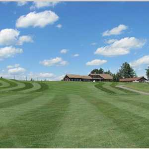 Fox Run GC: clubhouse