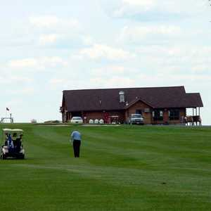 French Woods GC: Clubhouse