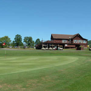 Golden Oak GC: clubhouse