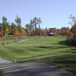 Saratoga Lake GC: #9