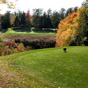 Saratoga Lake GC: #17