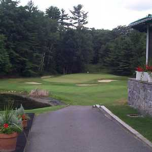 Glens Falls CC: Clubhouse