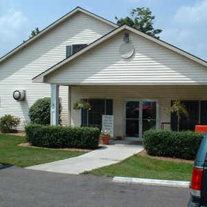 Walden Oaks CC: Clubhouse