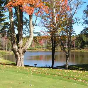Shephard Hills GC: Lake