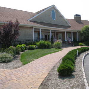 The Vineyards GC: Clubhouse