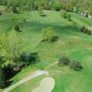 Dutchaven GC: Aerial view