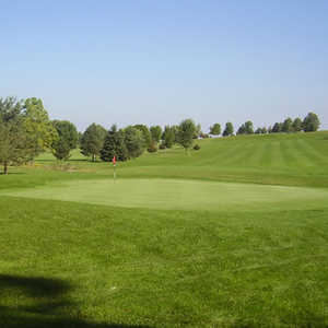 Old Hickory GC: #16