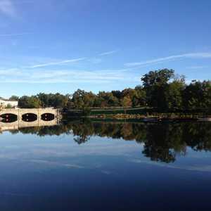 Delaware Park Course
