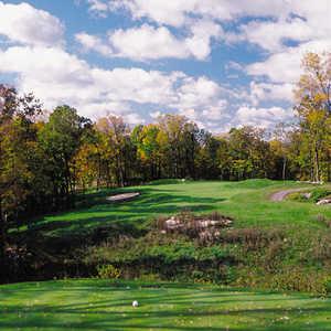 Centennial GC - Lakes: #3