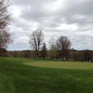 Hickory Ridge GC: #9