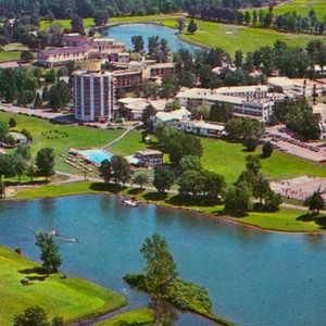 Nevele Grande CC: Aerial view
