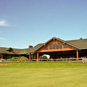 Lake Placid Club: Clubhouse