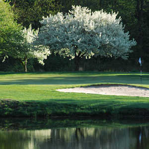 The Lynx at River Bend GC: #14