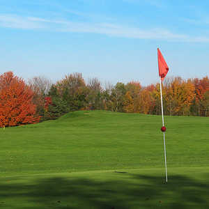 Red at Ford Hill CC