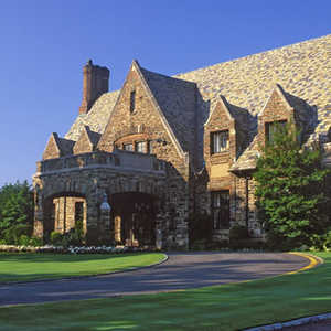 Winged Foot GC: Clubhouse