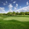A view of the 5th green at Pelham Bay from Pelham/Split Rock Golf Course