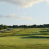 A view of hole #7 at Marine Park Golf Course