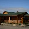 A view of the clubhouse at Tennanah Lake Golf & Tennis Club