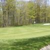 A spring view of green at Tennanah Lake Golf & Tennis Club