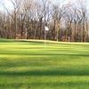 A view of hole #9 at LaTourette Golf Course