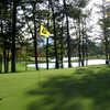 A view of green #13 at Blackhead Mountain Lodge & Country Club