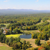 Aerial view from Thunderhart Golf Course