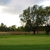 A view of the practice putting green at Hillview Golf Course