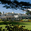 A view of the clubhouse at Elmwood Country Club