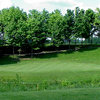 View of the 16th green at Marcellus Golf Club