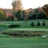 A view of the 6th green at Tamarack Golf Club
