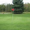 A view of green at Evergreen Hills Golf Course