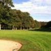 A view of the green at Dix Hills Park Golf Course
