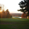 View of the 16th hole at Maple Hill Golf Club