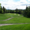 A view from tee #3 at High Peaks Golf Course