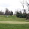 A view of a green at Mill Road Acres Golf Course