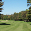 A view of a fairway at Colonie Country Club