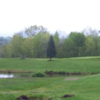 A view over the water from Brunswick Greens Golf Course
