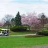 A spring view from Stadium Golf Club
