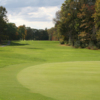 A view of the 6th green at Mohawk River Country Club