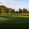 A view of the 15th green at Mohawk River Country Club