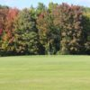 A fall view from Briar Creek Golf Course