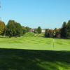 A view of a green at Van Patten Golf Club